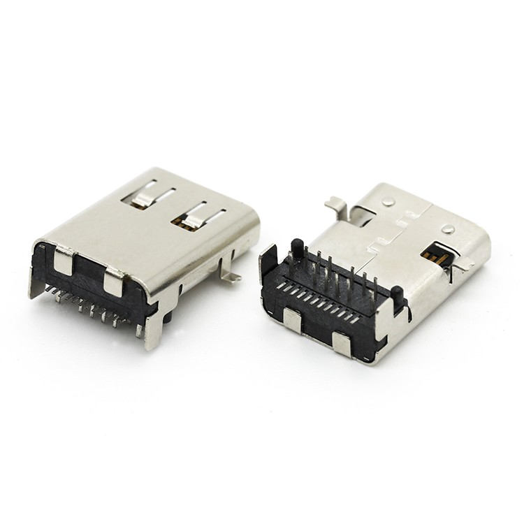 Type C USB Connector 24 Pin